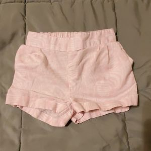 🌸 3 for $10! Baby Gap Linen Blend Shorts